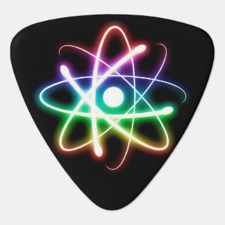 Cool Atomic Music Guitar Pick