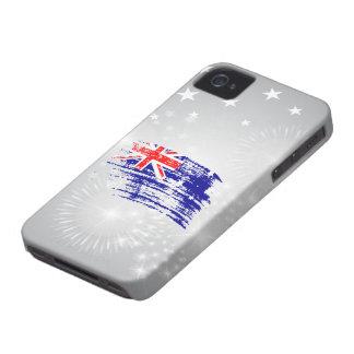 Cool Australian flag design iPhone 4 Case-Mate Case