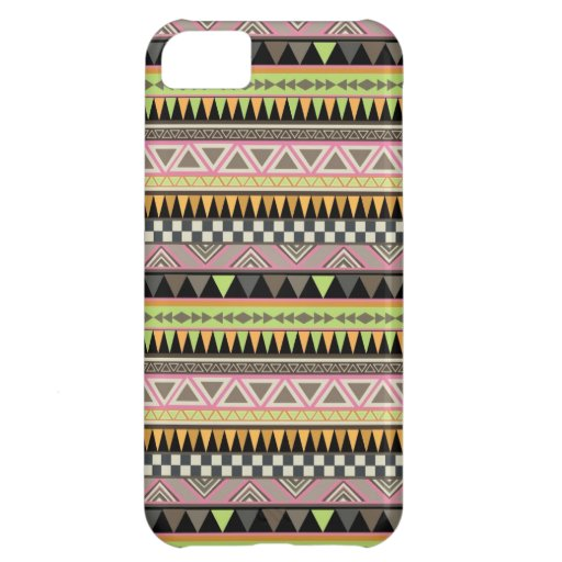 Cool aztec Andes Pattern iPhone 5 Case