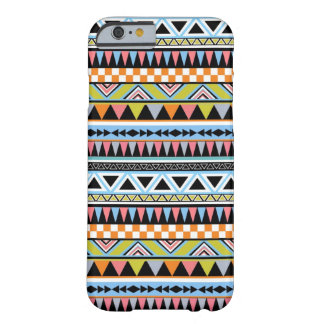 Cool aztec Andes Pattern iPhone 6 case Barely There iPhone 6 Case