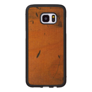 Cool Baltic Pine Wood Carved® Wooden Wood Samsung Galaxy S7 Edge Case