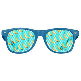 Cool banana retro sunglasses