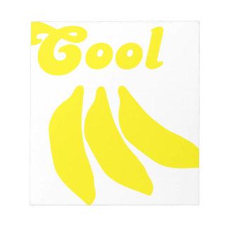 Cool Bananas Notepads