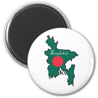 Cool Bangladesh Magnet