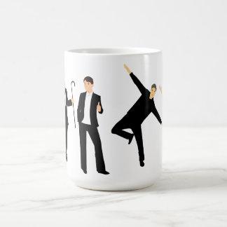 Cool Barbershop Quartet Coffee Mug