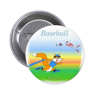 Cool Baseball kids Items Pinback Buttons