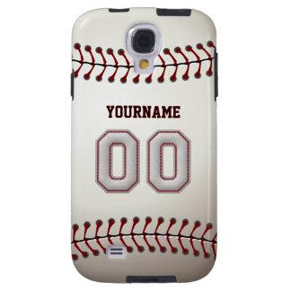Cool Baseball Stitches - Custom Number 00 and Name