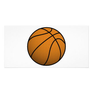 Cool Basketball and Custom Sports B Ball Picture Card