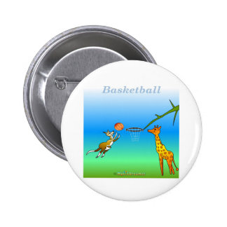 Cool Basketball gifts for kids Buttons