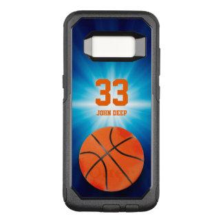 Cool Basketball No | Sport Best Gifts OtterBox Commuter Samsung Galaxy S8 Case