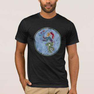 "Cool ""Batik Juggler"" T-Shirt"