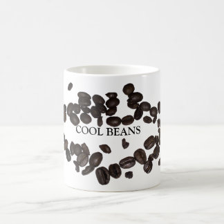 Cool Beans Coffee Bean Mug