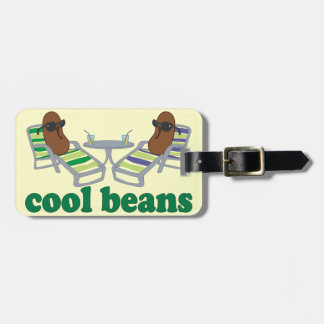 Cool Beans Luggage Tag
