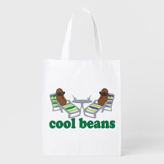 Cool Beans Reusable Grocery Bag