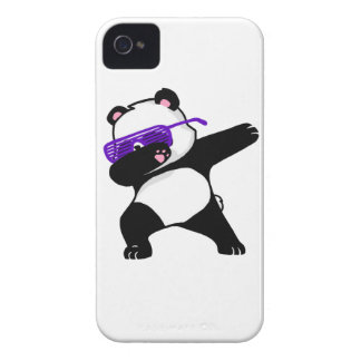 cool beer dabbing design Case-Mate iPhone 4 cases