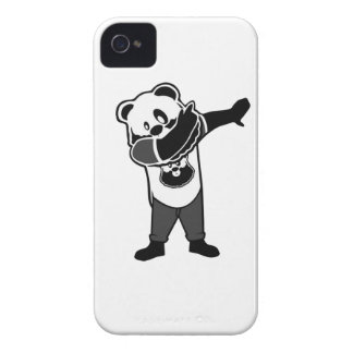 cool beer dabbing design iPhone 4 cover