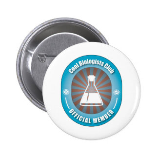 Cool Biologists Club 2 Inch Round Button