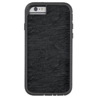 Cool black burnt wood texture tough xtreme iPhone 6 case