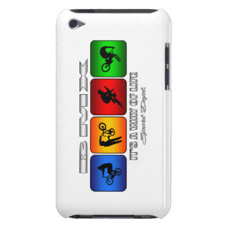 Cool BMX It Is A Way Of Life Case-Mate iPod Touch Case