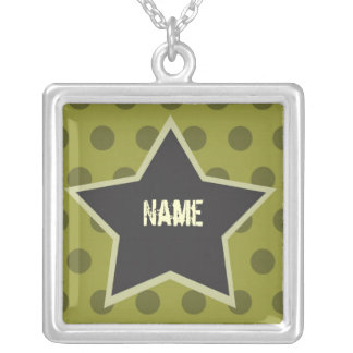 Cool Boy Personalized Necklace