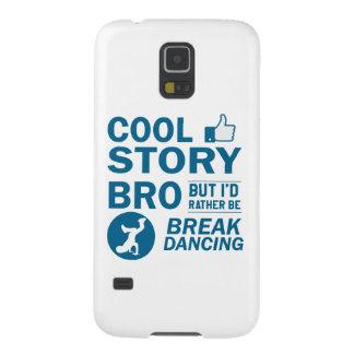 Cool break dancing designs galaxy s5 covers