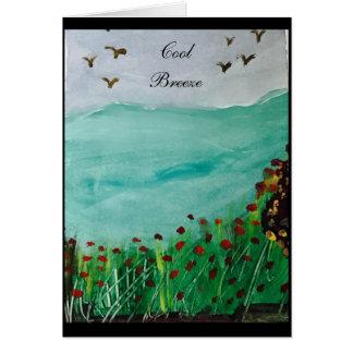 Cool Breeze Card
