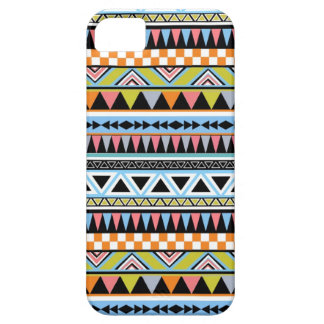 Cool Bright aztec Andes Pattern iPhone 5 Case