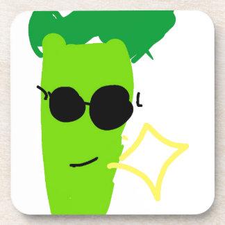 Cool Broccoli Coaster