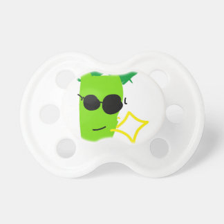 Cool Broccoli Pacifier