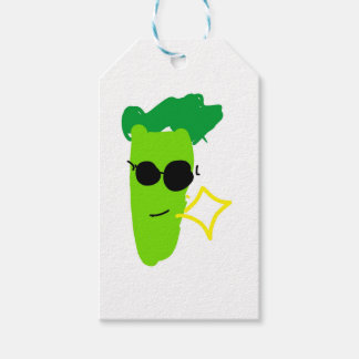 Cool Broccoli Pack Of Gift Tags