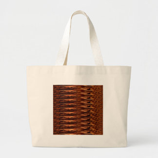 Cool Burgundy Wood Design Pattern Gifts Large Tote Bag