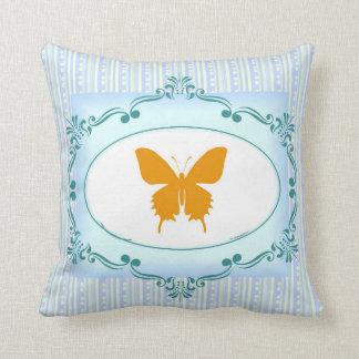 Cool Butterfly Pillow
