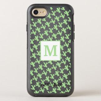 Cool Cactus Green Monogram Case