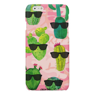 Cool Cactus iPhone 6/6s Summer Green Sun Glasses