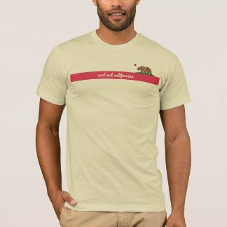 cool & californian CA west USA T-Shirt