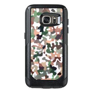 Cool Camo Multicolored Pattern OtterBox Samsung Galaxy S7 Case