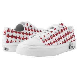 Cool Canada Sneakers Canada Canvas Running Shoes