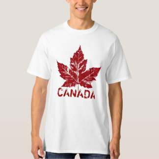 Cool Canada T-shirt Retro Sport Tee Souvenir