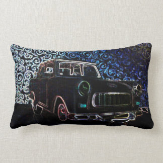 cool car throw pillows