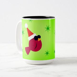 Cool Cardinal Holiday Coffee Mug Gift Idea