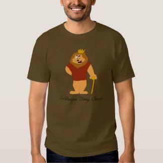 Cool Cartoon Lion Tshirts