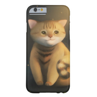 Cool Cat Barely There iPhone 6 Case