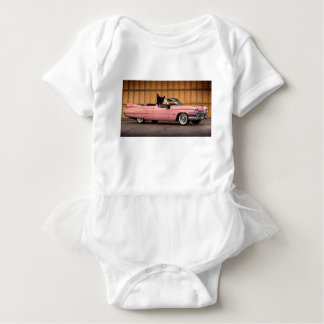 Cool Cat Caddy Baby Bodysuit