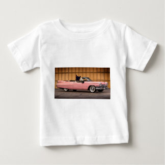 Cool Cat Caddy Baby T-Shirt