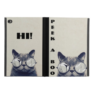 Cool Cat I Pad Case