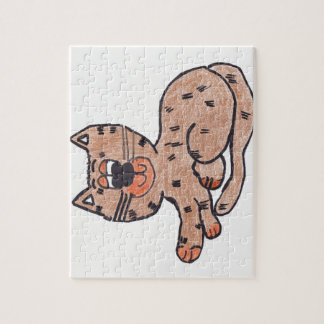 Cool Cat Jigsaw Puzzle