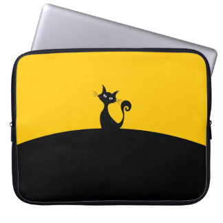 Cool Cat Laptop Computer Notebook Bag Case