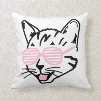 Cool Cat Pillow