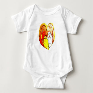 Cool Cats Baby Bodysuit