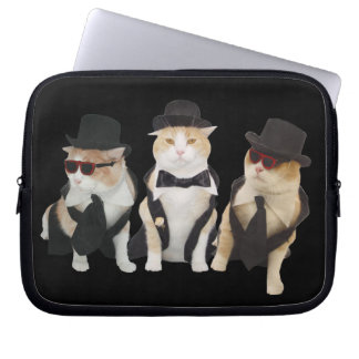 Cool Cats Laptop Cover Laptop Sleeve